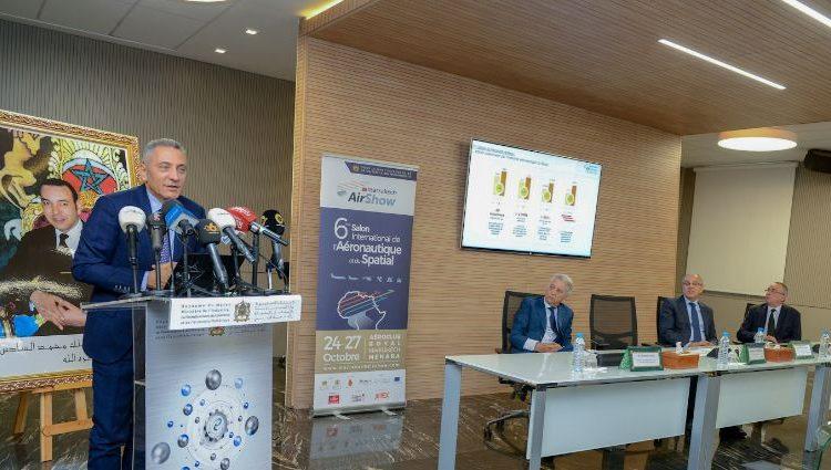 """مراكش تحتضن المعرض الدولي للطيران """" إرشو 2018 """""""