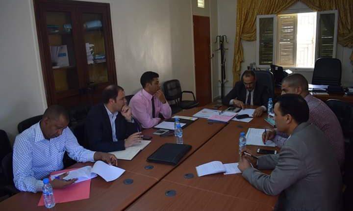 لمديرية الإقليمية تجري لقاء تواصليا تنسيقيا مع السيد المدير الجهوي بدرعة تافيلالت للمندوبية العامة لإدارة السجون.