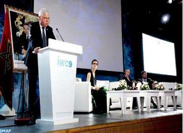 """"""" مراكش """" انطلاق أشغال المؤتمر التاسع حول المياه الدولية صندوق البيئة العالمي"""