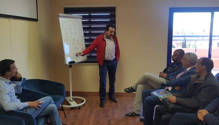لقاء تواصلي لشبيبة حزب الأحرار بمقاطعة المنارة بمراكش