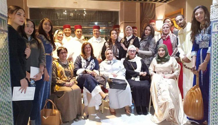 مراكش : جوق رياض الأندلس يحتفي بذكرى المولد النبوي + صور
