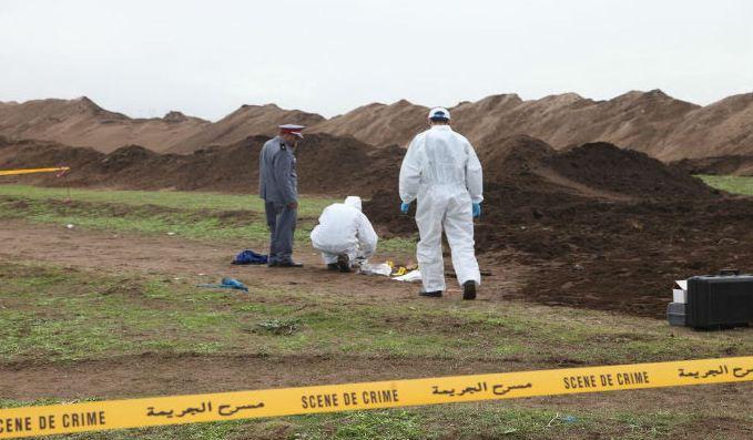 """والي أمن مراكش ورئيس الشرطة القضائية ينتقلان إلى مكان مقتل السائحتين و """" الديستي"""" تدخل على الخط"""