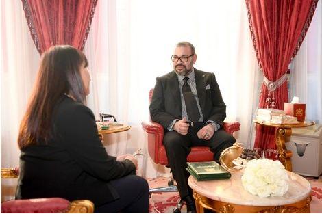 الملك يعين أمينة بوعياش رئيسة للمجلس الوطني لحقوق الإنسان
