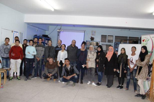 دورة نكوينية استعدادا لمباراة الصحفيين الشباب من أجل البيئة