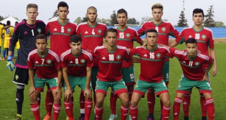 المنتخب المغربي لكرة القدم لأقل من 18 سنة يشارك بالأسكندرية في دوري شمال إفريقيا