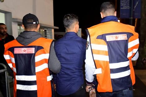 العثور على 22 صفيحة من مخدر الشيرا بمراكش…