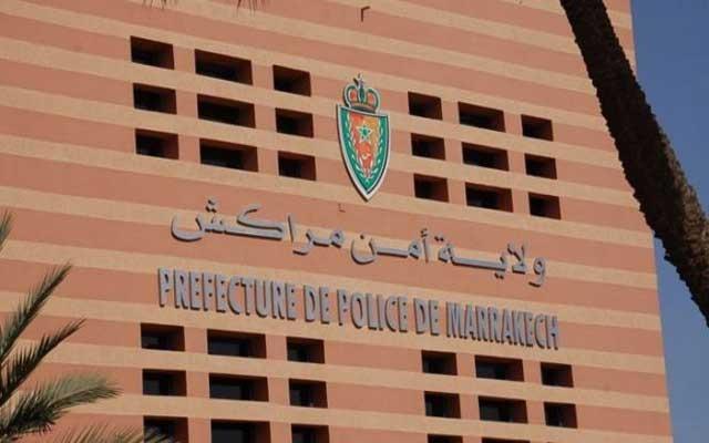 ولاية أمن مراكش توضح بخصوص مجال تدخلها في عدد من الأحياء…..
