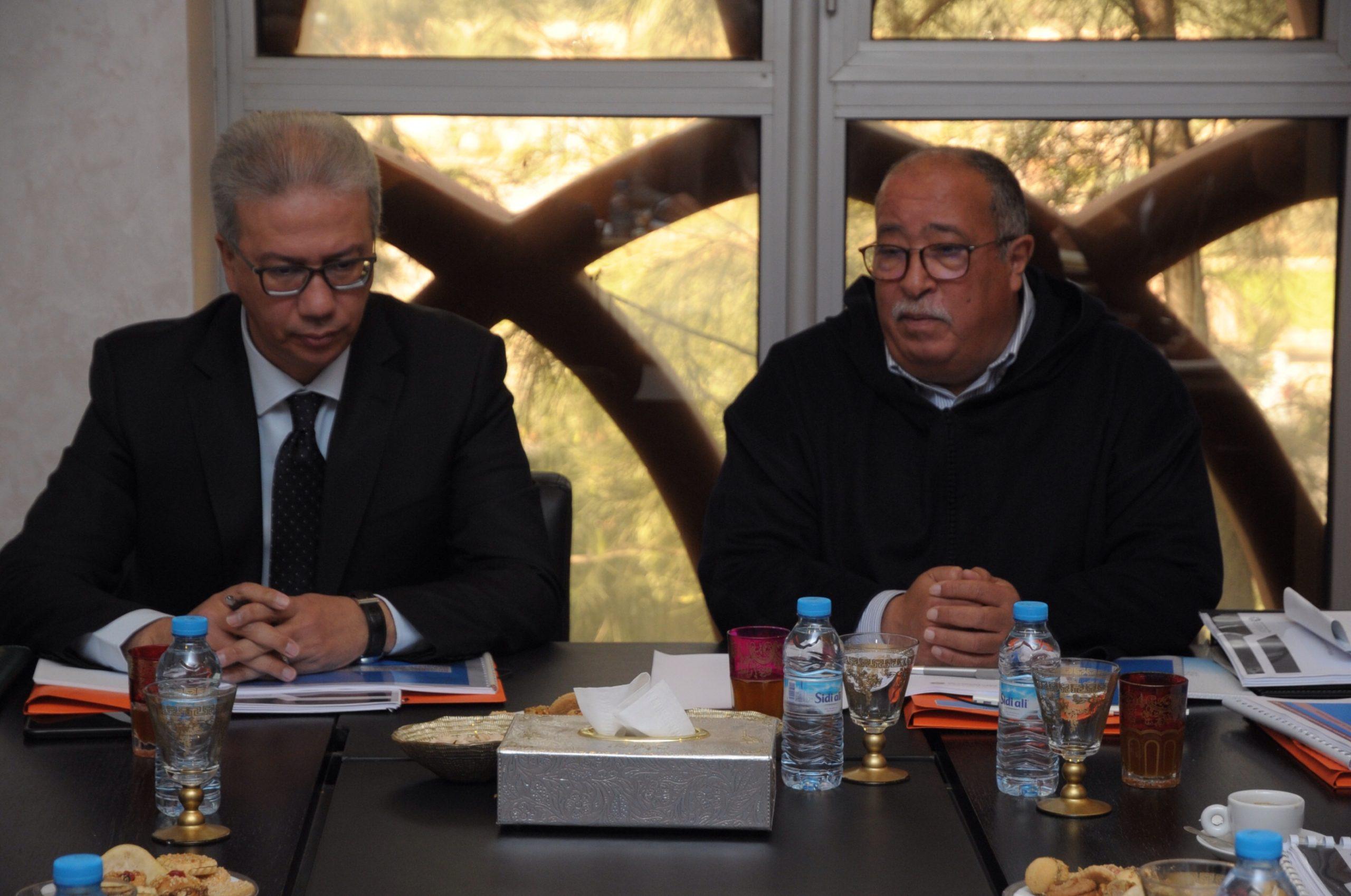 هذه هي النقاط المدرجة في اجتماع ولاية جهة مراكش آسفي والوكالة الجهوية لتنفيذ المشاريع…