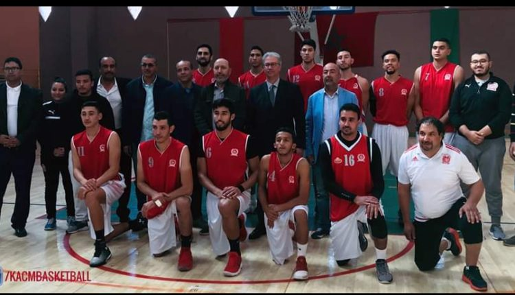 جمعية الكوكب المراكشي لكرة السلة تساهم في صندوق كورونا…