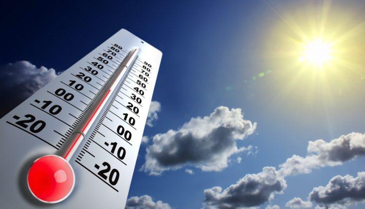 ارتفاع في درجة الحرارة ونشرة خاصة من المستوى البرتقالي تهم المناطق التالية…..