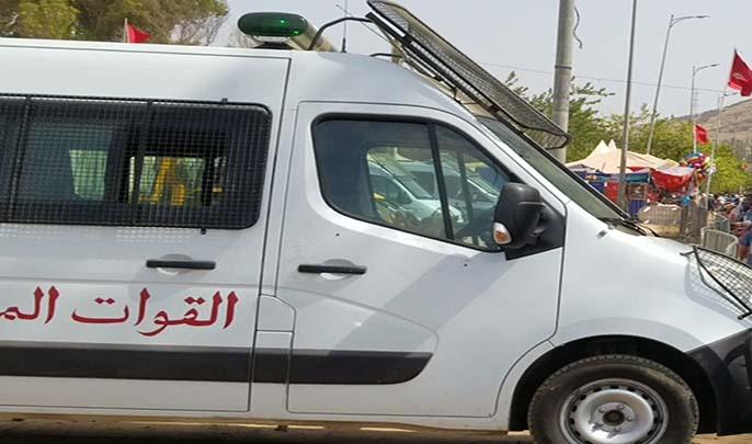مراكش.. توقيف عنصرين من القوات المساعدة عن العمل لهذا السبب