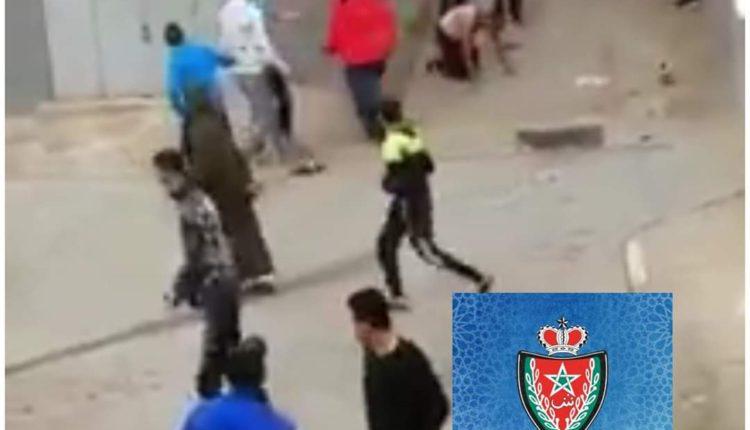 أمن فاس يعتقل عدد من الأشخاص تبادلوا الضرب والجرح وخرقوا حظر التجول + معطيات…