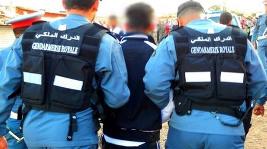 اعتقال عصابة متخصصة في السرقة نواحي مراكش…
