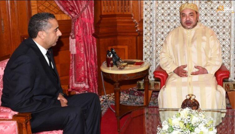 برقية تعزية من الملك محمد السادس إلى عبد اللطيف حموشي إثر وفاة والدته