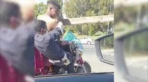 """الحكم ب20 و 10 سنوات على سائق """"التريبورتور"""" ومرافقه اللذان إعتديا على شرطي بمدينة سلا"""