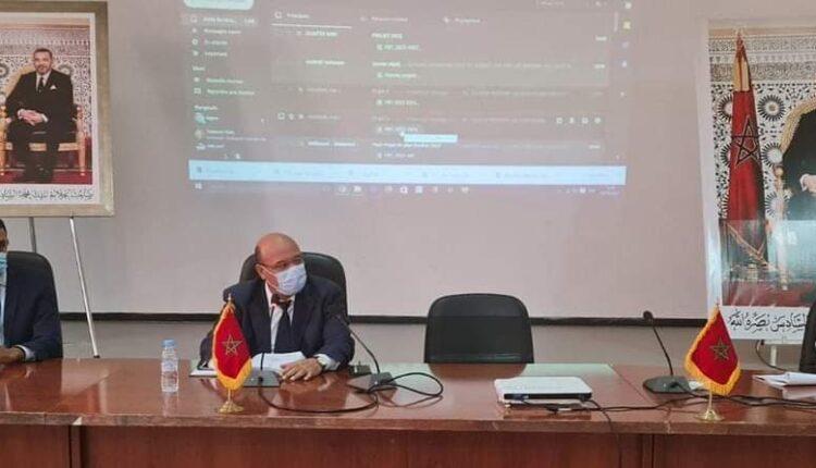 مدير اكاديمية التعليم بجهة مراكش آسفي يترأس عدة لقاءات من أجل إعداد برنامج العمل برسم هذه السنة