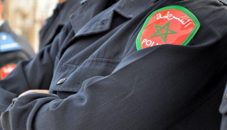 إعتقال معنفي الشرطي بالأسلحة البيضاء بآكادير